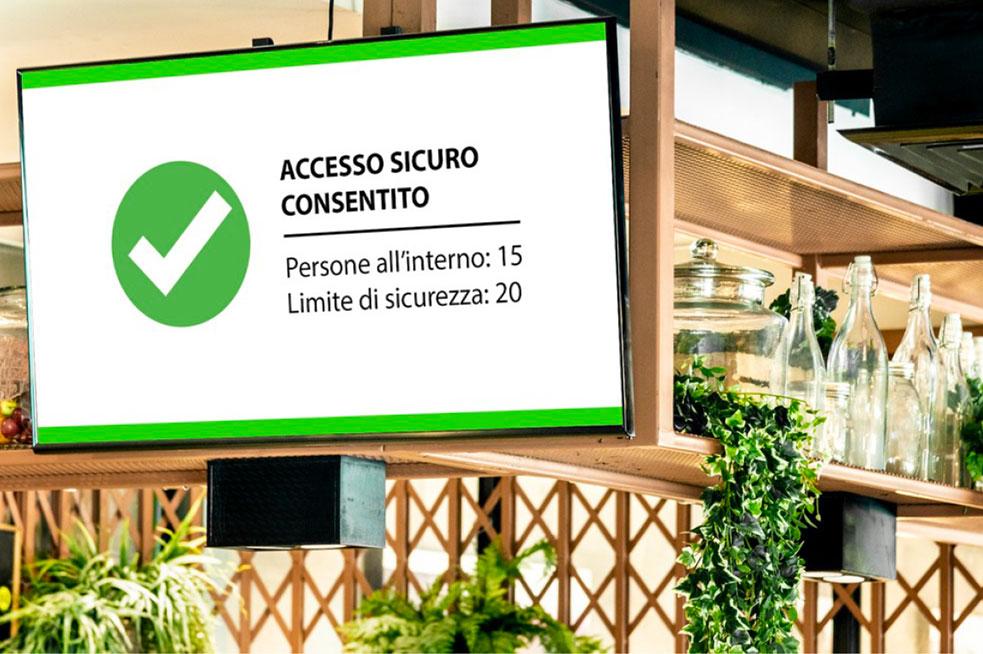 accesso sicuro consentito domoservice milano