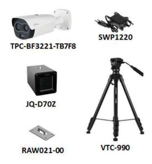 telecamere professionali black body domoservice
